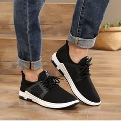 Giày nam thời trang phong cách hàn quốc GLk003