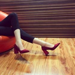 Giày nữ cao gót đẹp thời trang