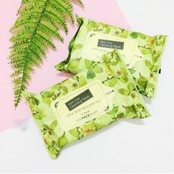 Khăn giấy tẩy trang  Herb Day Cleansing Tissue
