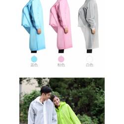 áo mưa thời trang nam nữ
