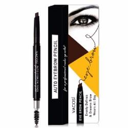 Chì kẻ Mày định hình Hai Đầu Vacosi Auto Eyebrow Pencil 5ml