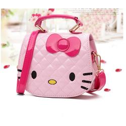Túi đeo chéo mèo Hello Kitty phiên bản mới 2017 cực xinh cho bé QS148