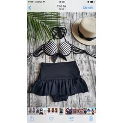 bikini mút dày nâng ngực