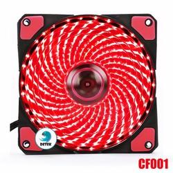 Quạt tản nhiệt CF001 có đèn LED 12V cho PC