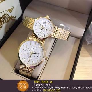 Đồng hồ đôi Baishuns - 339 thumbnail