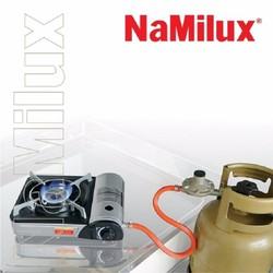 Bếp gas du lịch 2 trong 1 Namilux NA-173PF