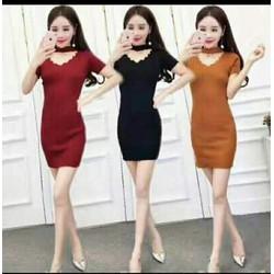 Đầm body cao cấp hàng quảng châu