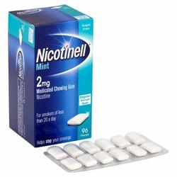 Kẹo cai thuốc-lá 2mg cai thuốc nhanh gấp 5 lần