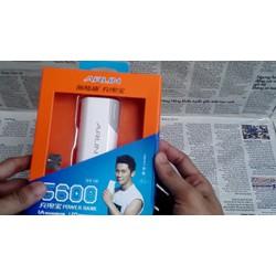 Pin dự phòng A-RUN  5000 mah
