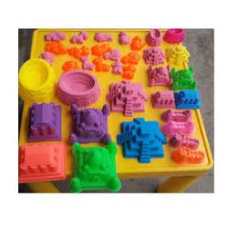 Đồ chơi cát động lực cho bé - 10 hộp
