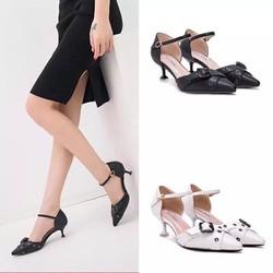 Giày cao gót thời trang nữ cao cấp