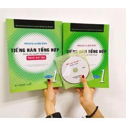 Giáo Trình và BT Tiếng Hàn Tổng Hợp dành cho người Việt Sơ cấp 1