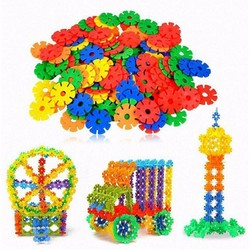 Bộ đồ chơi xếp hình hoa cho bé I Bộ ghép hình I Đồ chơi cho bé