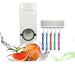 Touch Me - dụng cụ lấy kem đánh răng tự động