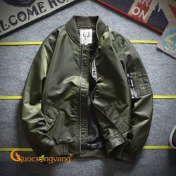 Áo khoác nam chống nắng áo khoác bomber nam GLA154