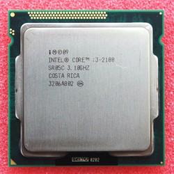 CPU core i3 2100 3.1Ghz thế hệ 2 socket 1155
