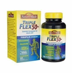 Viên Uống Bổ Khớp Nature Made Triple Flex 50 Triple Strength 120 Viên