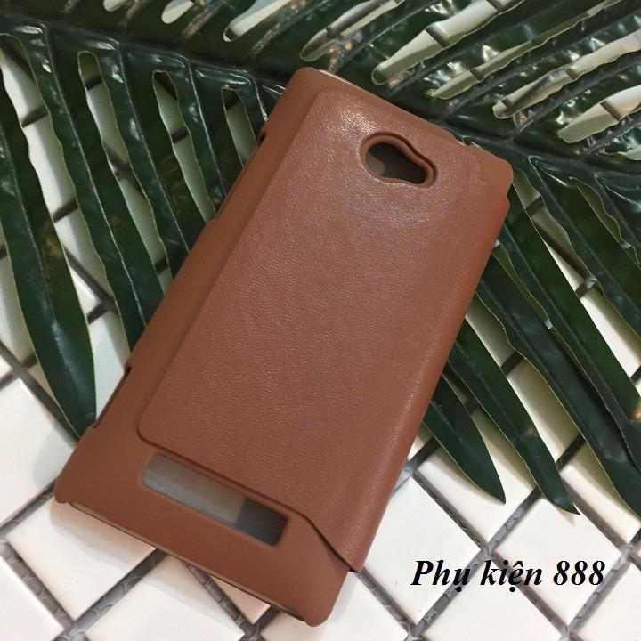 Bao da HTC 8X hiệu Boso 7