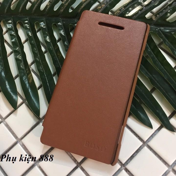 Bao da HTC 8X hiệu Boso 3