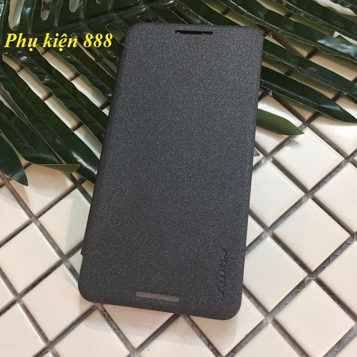 Bao da HTC Desire 610 hiệu Nillkin 1