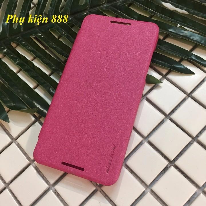 Bao da HTC Desire 610 hiệu Nillkin 3