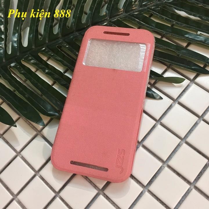 Bao da HTC One M8 hiệu JZZS 1