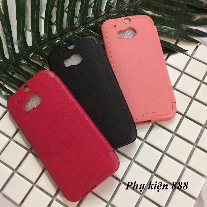 Bao da HTC One M8 hiệu JZZS 11