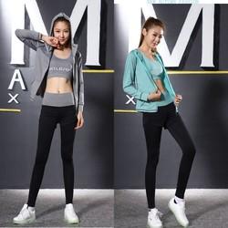 bộ quần dài thể thao nữ  cao cấp TB0449