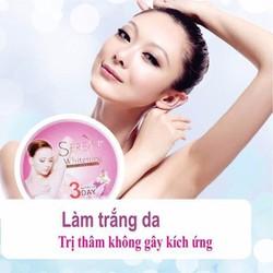 Kem Đặc Trị Thâm Nách Và Bikini Seren Whitening Underarm Cream ,