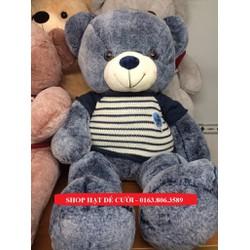 Gấu Bông Sailing Xanh