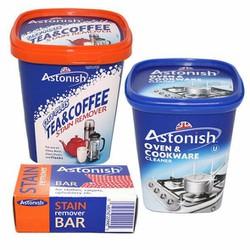 Bộ 3 chất tẩy rửa đa năng  Astonish