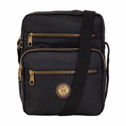 Túi đeo thời trang nhiều ngăn tiện dụng - Màu đen