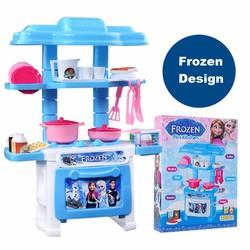 Bộ đồ chơi nấu ăn nhà bếp công chúa Elsa Kitchen Frozen