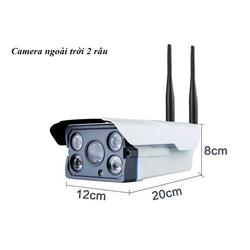 Combo Camera yoosee ngoài trời và thẻ nhớ Samsung 32GB