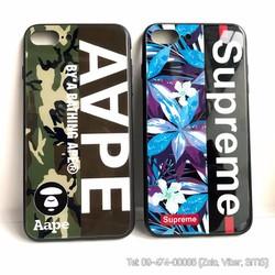 Ốp lưng iPhone 7 Plus, iPhone 8 Plus lưng bóng chống xước