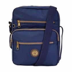 Túi đeo thời trang nhiều ngăn tiện dụng - Màu xanh đen