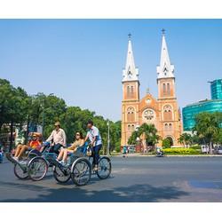 City tour Tp Hồ Chí Minh nửa ngày