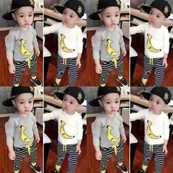 đồ bộ bé trai 1-5 tuổi
