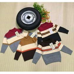 áo len cho bé dưới 3tuổi