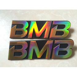 Tem thùng loa BMB: 2 cái