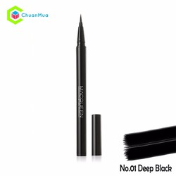 Kẻ mắt nước MACQUEEN WaterProof Pen Eyeliner No 1 Deep Black MPA390