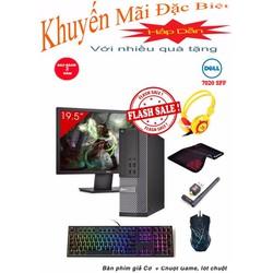 Máy tính để bàn Dell 7020 SFF Core i7 4770, Ram 8GB, HDD 500GB