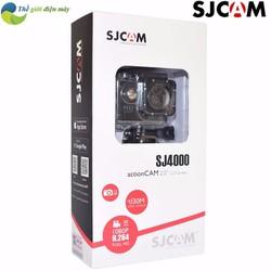 Camera hành động SJCAM SJ4000 wifi  2 inch version mới nhất