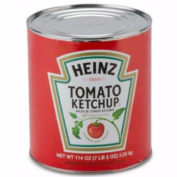 Tương cà chua Heinz Tomato Ketchup 3.3Kg - TP109