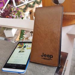 Ví Nam da mềm Jeep