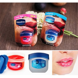 Combo 2 Hủ Son dưỡng Vaseline trị thâm môi Rosy lips
