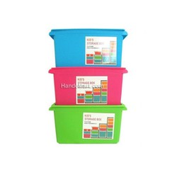 Bộ 3 thùng nhựa cao cấp Standard size S
