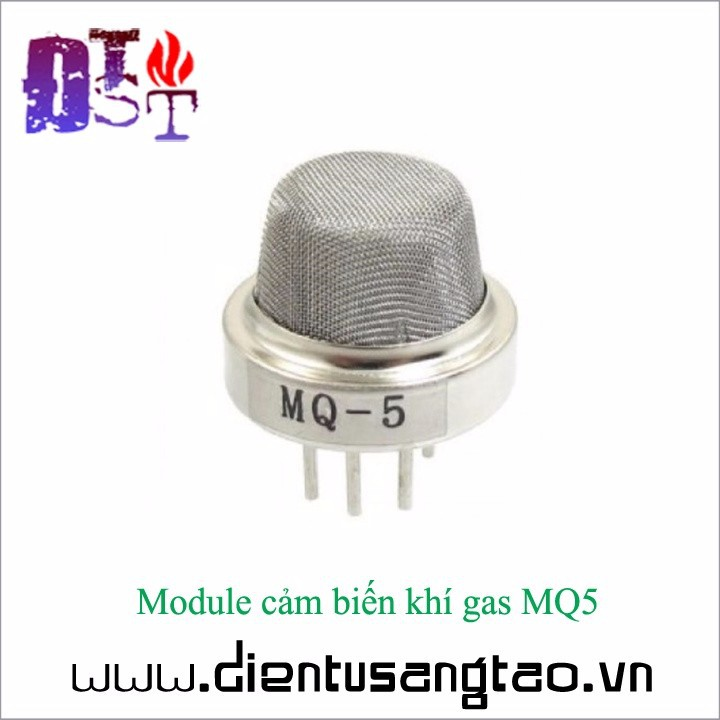 Module cảm biến khí gas MQ5 3