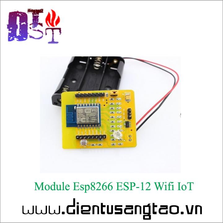 Module Esp8266 ESP-12 Wifi IoT 4