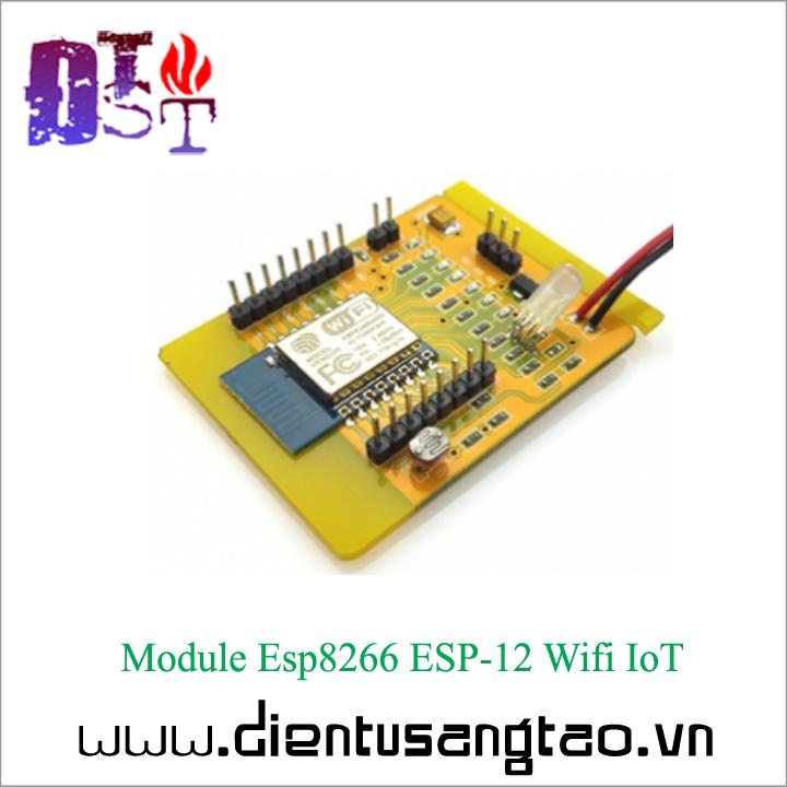 Module Esp8266 ESP-12 Wifi IoT 2